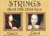 Strings with Carol Denny